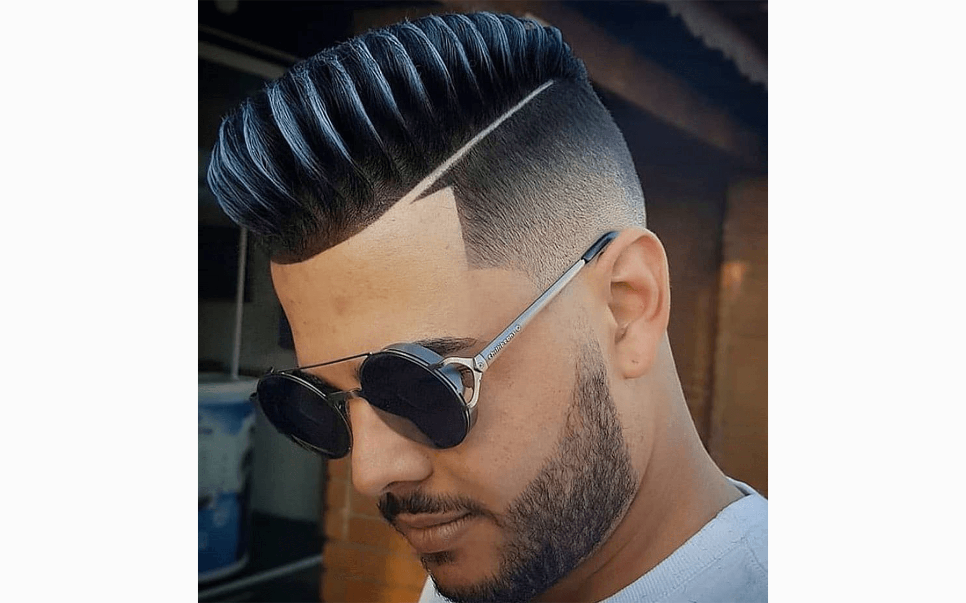 Georges Fade salon for Men