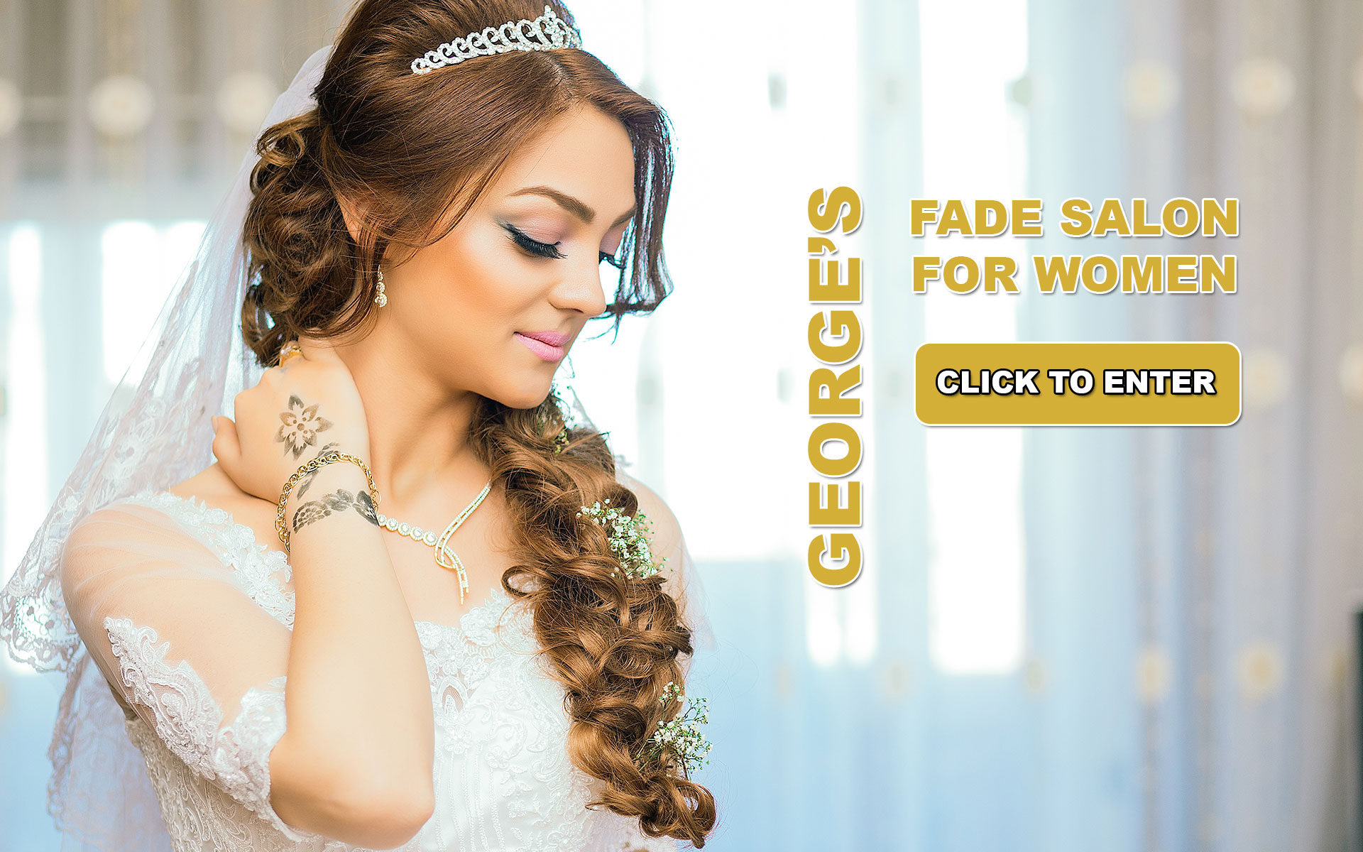Georges Fade salon For women